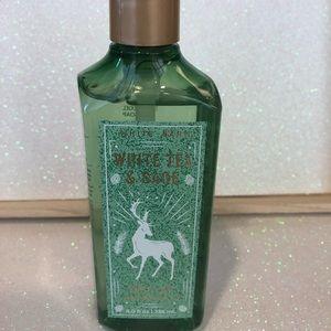 WB White Tea & Sage Gentle Gel Hand Soap